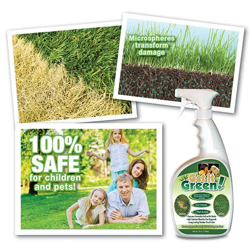 Get it Green Grass Spray