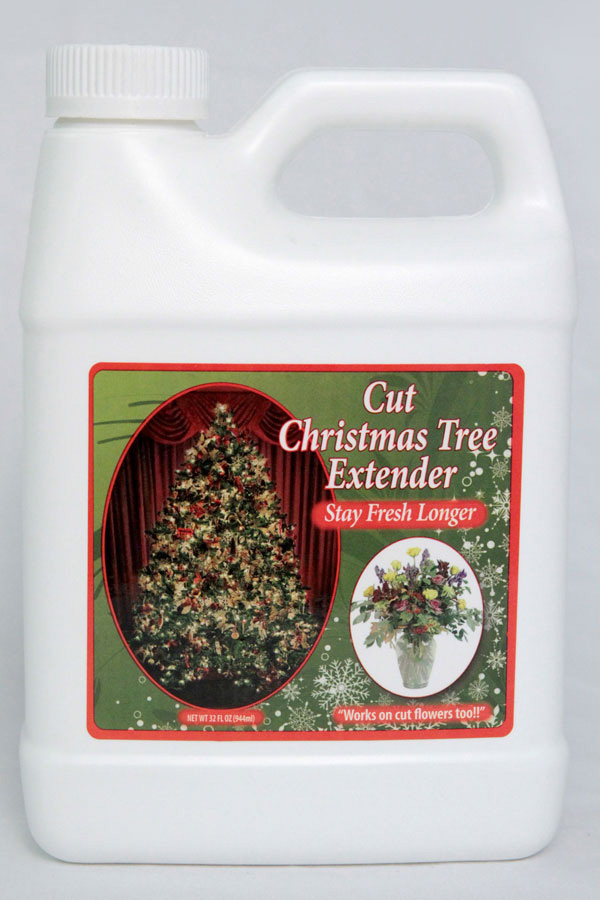 Cut Christmas Tree Extender