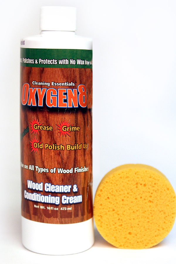 Oxygen8 16 oz. Wood Cleaner and Conditioner