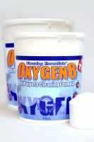 2 pc Oxygen8 All-Purpose Stain Remover Powder