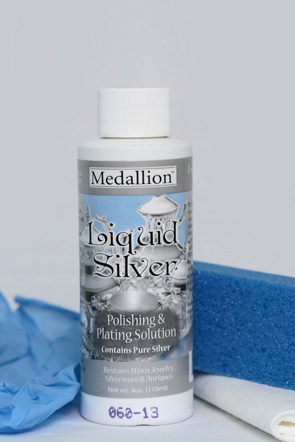 Liquid Silver Science Solutions LLC | 4 pc. Liquid Silver Plating and Polishing Kit